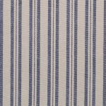 Indigo Medium Ticking Stripe - 236