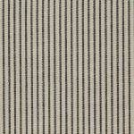 Black Dimity Stripe Cotton – 282