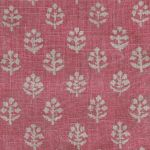 Rose Rustic Megha Linen Cushion