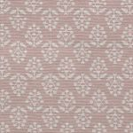 Dusky Pink Sprig Cushion
