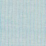 Marine Blue Piping Stripe Cotton – Double Width – A27