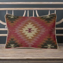 Rose Ragini Kilim Cushion