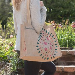 Jute Bag Giant Lullaby