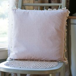Pale Pink Cushion