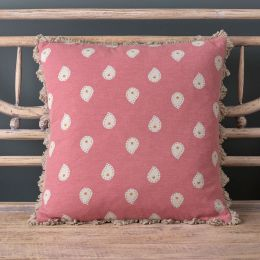Mika Cushion - Rose