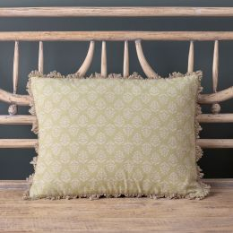 Catkin Sprig Cushion