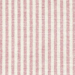 Rose Ivory Stripe Cotton – Double Width – 228a