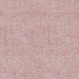 Pale rose herringbone wool tweed