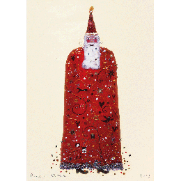 Christmas Card - Magic Cloak (pack of 6)