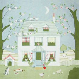 The Summer House Card by Susie Watson Designs
