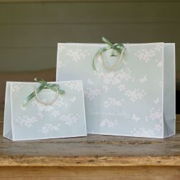 Apple Blossom Gift Bag - Small (Accessories)