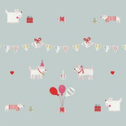 Gift Wrap - Maisy's birthday