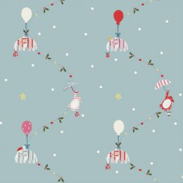 Gift Wrap - Christmas Floating