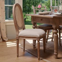Upholstered Farmhouse Dining Chair
