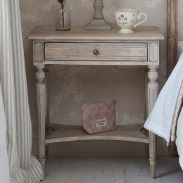 Gustavian Bed Side Table