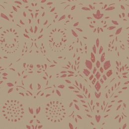 Antique Rose Maja Wallpaper