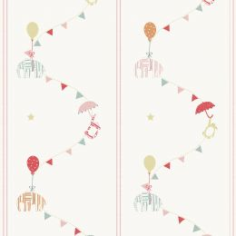 Rosy Mix Floating Wallpaper