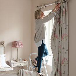 Made-To-Measure Curtains & Blinds