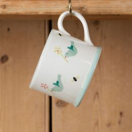 Birds & Bees Small Mug