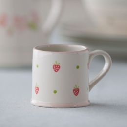 Strawberry Espresso Mug