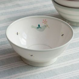 Small Bowl Birds & Bees