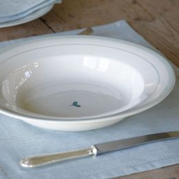 Simply Blue Oscar Pasta Bowl