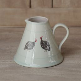 Guinea Fowl Baby Pitcher
