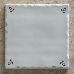 Charcoal Corners Tile – Colour Variant