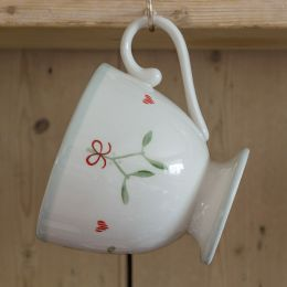 Christmas Mistletoe Large Mug