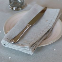 Blue embroidered Napkin