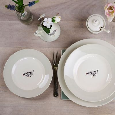 Black Hen Side Plate