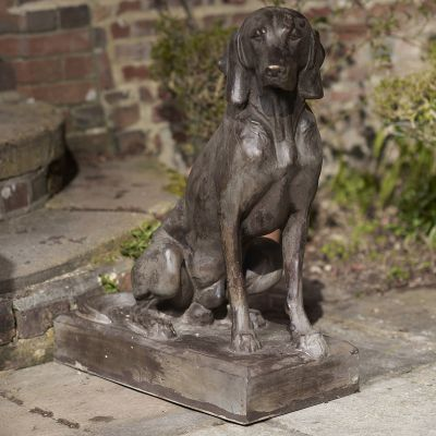 Dog Statue - Female