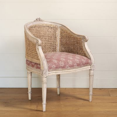 Caned Arun Chair