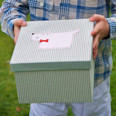 A handy small storage box,