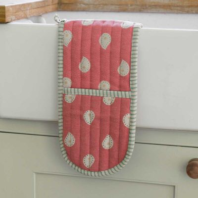 Rose Mika Oven Gloves