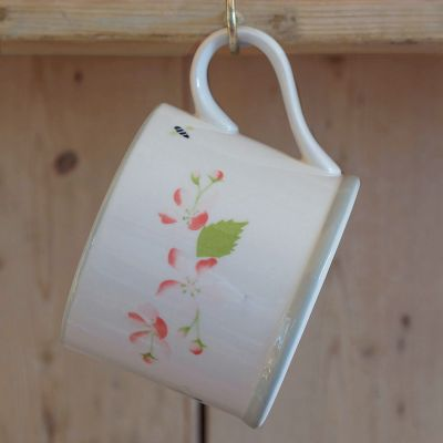 Apple Blossom Straight Mug