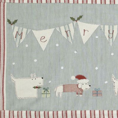 Christmas Dogs Banner