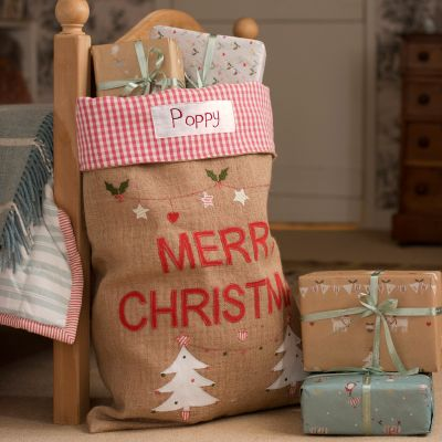 Christmas Trees Sack