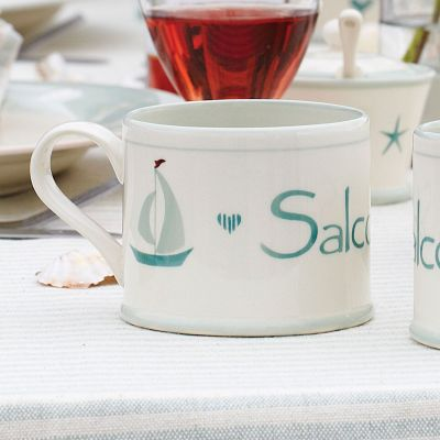Salcombe Straight Mug