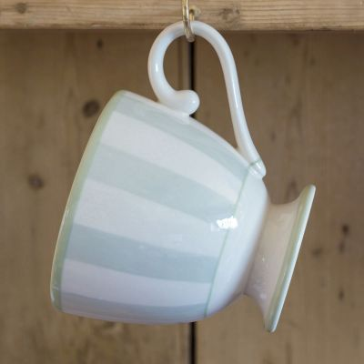 Blue Stripe Large Mug