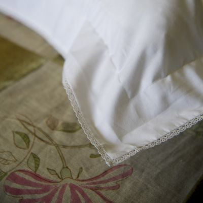 Plain Oxford Pillowcase