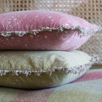 Rose Lullaby Cushion