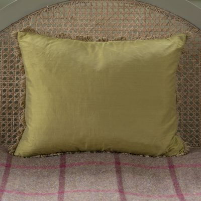 Dupion silk cushions will transform your sofa and work beautifully mixed with our co-ordinating Velvet and Linen cushions.