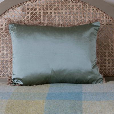 Sea Green Dupion Silk – 157