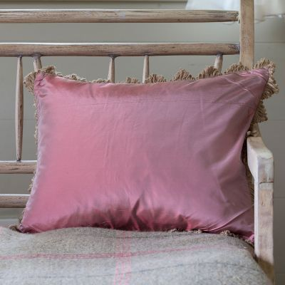 Old Rose Silk Taffeta - 159T
