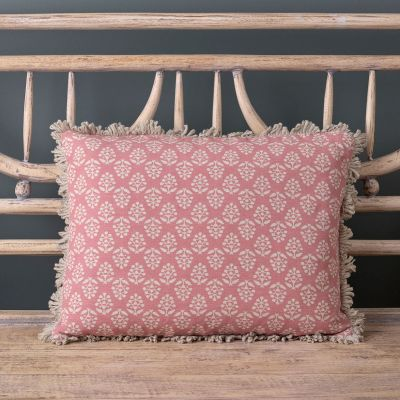 Rose Sprig Cushion