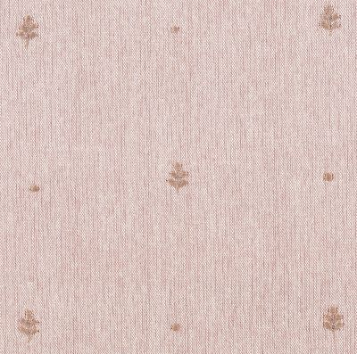 Pale Rose Leaf Fabric - 124 (Fabric )