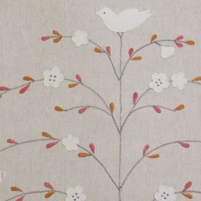 Butterfly Tree Fabric Grey - 125G (Fabric )