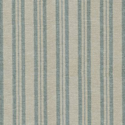 Beech Sail Blue Medium Ticking Stripe Cotton – 232