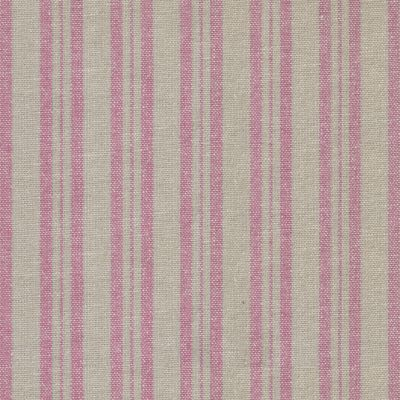 Beech Violet Medium Ticking Stripe Cotton – 233